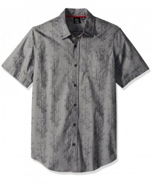 Burnside Spinner Sleeve Printed Charcoal