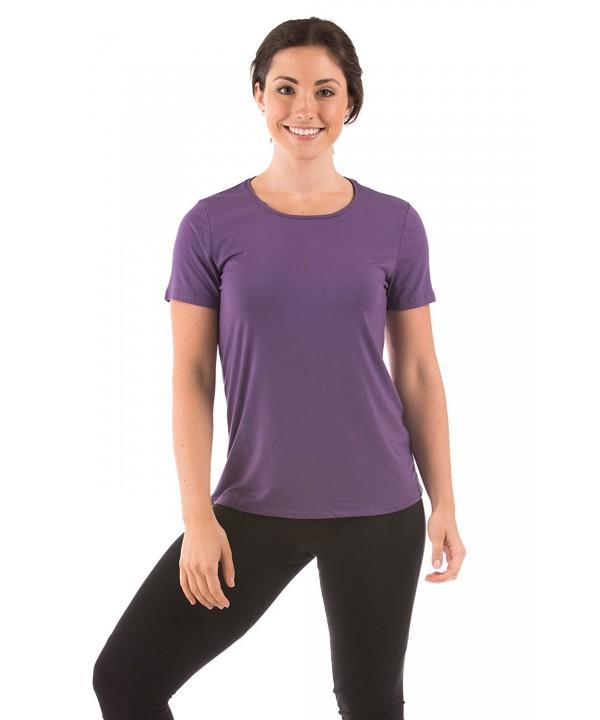 Womens Short Sleeve T Shirt WB1101 AMT XL