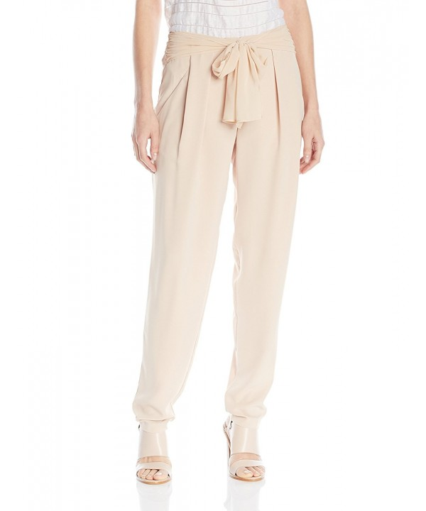 Greylin Womens Thalia Belted Pants