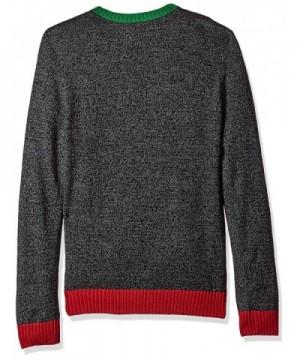 Designer Men's Pullover Sweaters Online