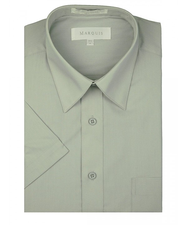 Marquis 001 Short Sleeve Solid