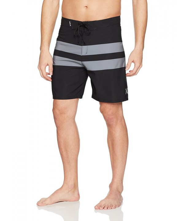 Hurley Phantom Stretch Stripe Boardshort