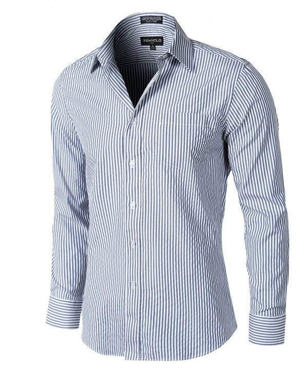 Printed Classic Sleeve Button Shirts