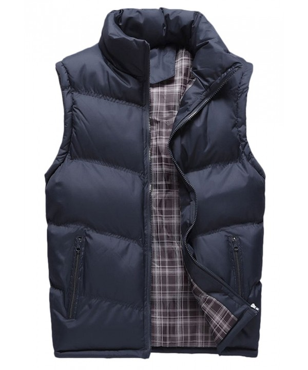 HOWON Classic Sleeveless Quilted Outwear