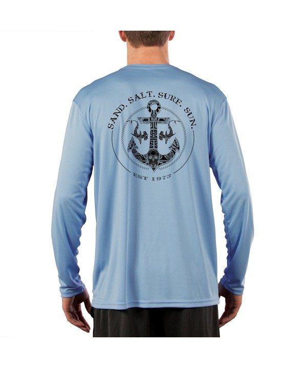SAND SALT SURF SUN Anchor T Shirt X Large Columbia
