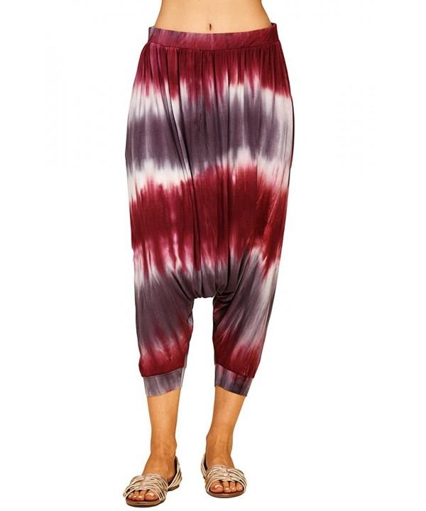 Annabelle Womens Comfortable Elastic Burgundy