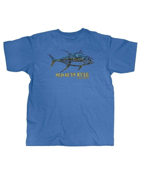 Old Guys Rule T Shirt XX Large