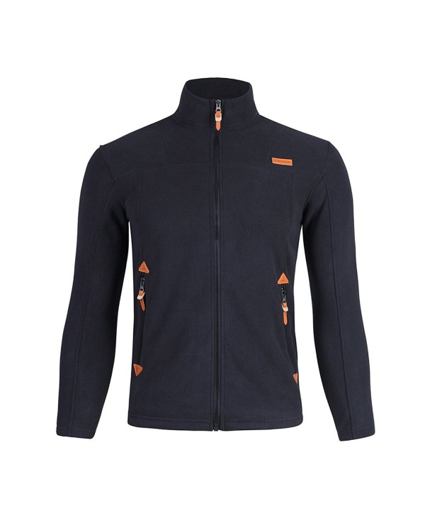 Meatfly Full Zip Fleece Windproof Sweatshirt