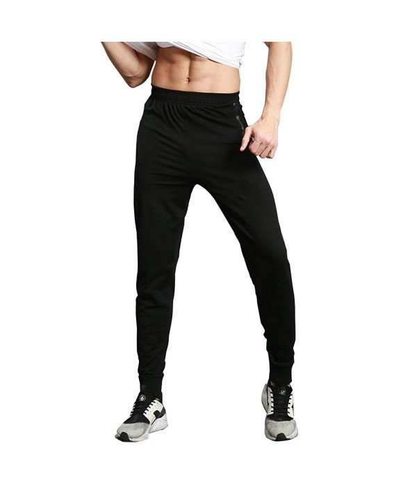 FITIBEST Sweatpants Running Drawstring Trousers