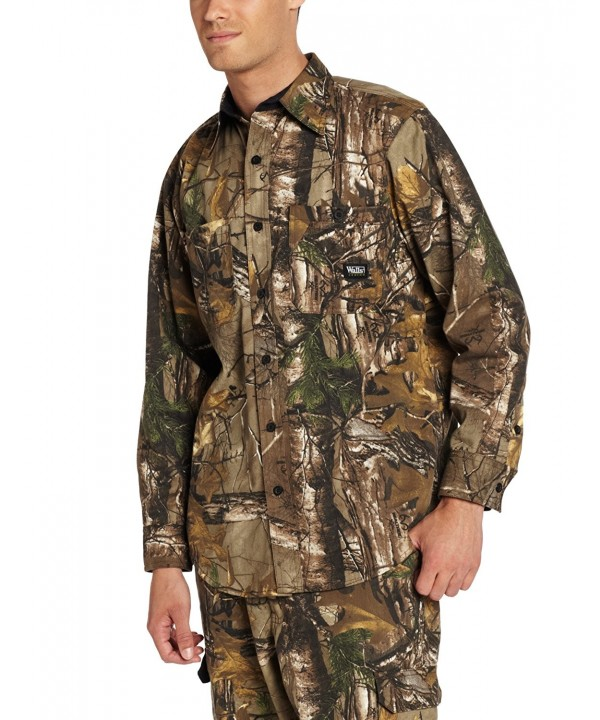 Walls Legend Sleeve Water Repellent Realtree