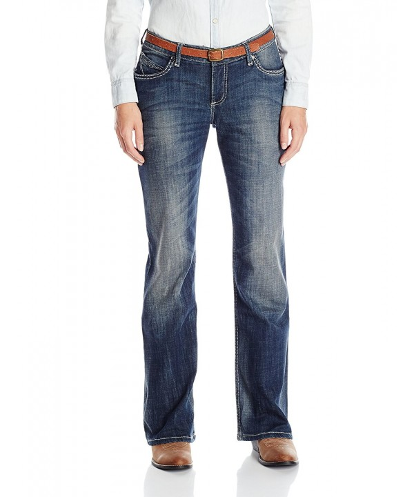 Wrangler Womens Shiloh Ultimate Embroidery