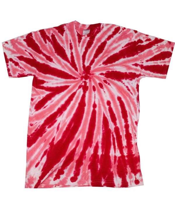 Colortone Tie Dye T Shirt Twist