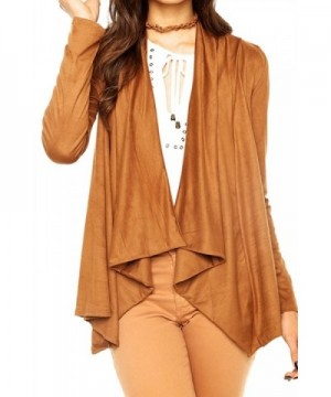 Pink Queen Draped Cardigan Jackets