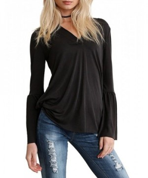 HaoDuoYi Womens Sleeve Casual Blouses