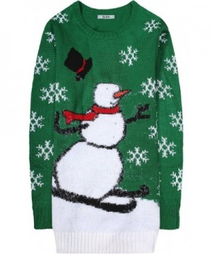 BodiLove Womens Christmas Holiday Sweater