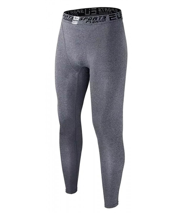exeke Compression Leggings Athletic 233 Gray
