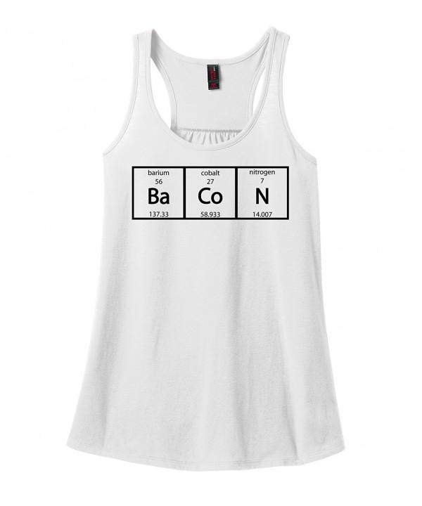 Comical Shirt Ladies Periodic Science