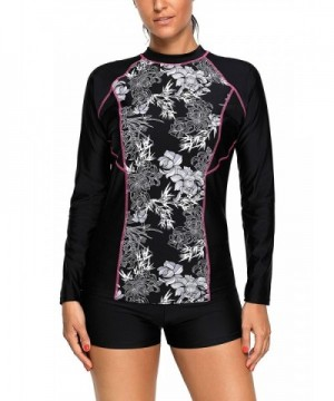 Women's Rash Guards Shirts