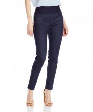 Foxcroft Womens Slimming Jean 174488 Indigo