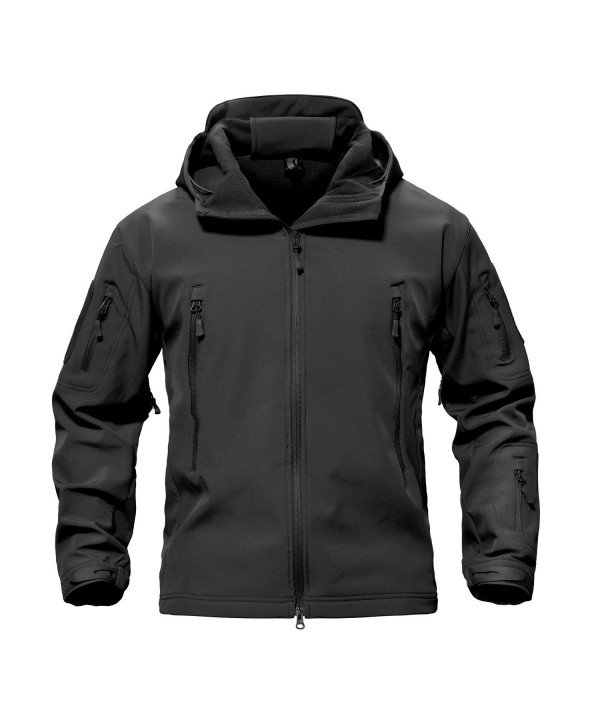 TACVASEN Classic Outwear Softshell Tactical