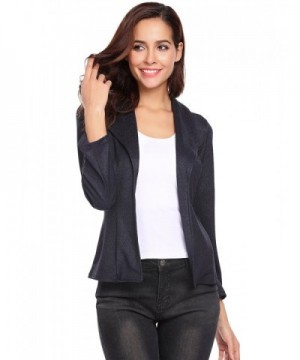 Pasttry Womens Spring Cardigan Outwear